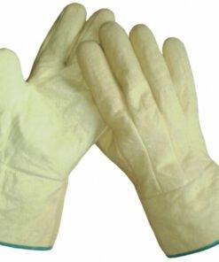 Handschoen Kevlar vilt enkellaags