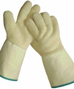 Handschoen Kevlar lussendoek