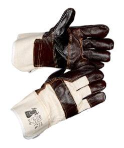 werkhandschoenendiscounter art.--10183 leren-handschoenen